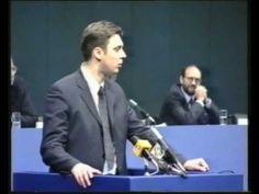 Александар Вучић: Где су српске границе?