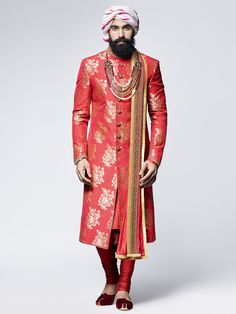 Don't Just Pin Get It In Your Wardrobe. Jayashree Garments We Build Custom Bespoke As Well As Made to Measure Garments Suits, Blazer's, Royal Sherwanis And Our Speciality Is Mass Production Of School/College's Uniforms Sherwani For Men Wedding, Wedding Dresses Men Indian, Wedding Men, Manyavar Sherwani, Boys With Tattoos, Indian Men Fashion, India Fashion, Men's Fashion, Costume Ideas