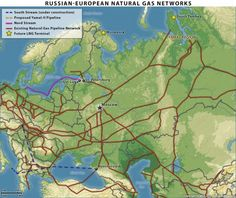Greening Natural Gas Delivery - LNG versus Pipelines