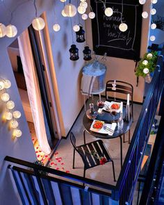 Registration of an open balcony: 35 ideas - Оформление открытого балкона: 35 идей ~ Sweet home