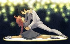 Duck and Fakir's romantic dance as Fakir promises to stay by her side forever Manga Anime, Anime Nerd, Anime Couples Manga, Romantic Dance, Romantic Couples, Princess Tutu Anime, Princesa Tutu, Types Of Drawing, Couple Drawings