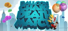 Once this post is 2 hours old the Balloon Chair Death Match VR Gaming Night will begin! Turn up and get a FREE copy of the game! Once this post is 11 hours old the event will have ended.