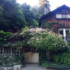 Eat: Deetjen's Big Sur Inn, Big Sur - The Top Spots Along The California Coastline - Photos