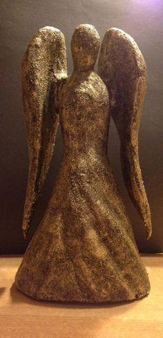 Skulptur aus Styrodur, bereits verkauft Weitere Skulpturen und Anfragen unter free.world@gmx.ch