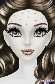 Chica Fantasy, Halloween Face Makeup, Anime, Baby Dolls, Clothing, Cartoon Movies, Anime Music, Animation, Anime Shows