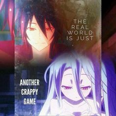 Anime- No Game No Life-Destaria