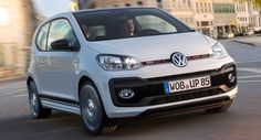 Volkswagen Up! GTI Crams The Go-Fast Treatment Into A Smaller Package [w/Video]