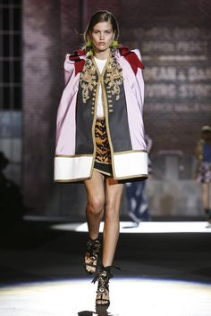 Dsquared2 Ready To Wear Spring Summer 2017 Milan