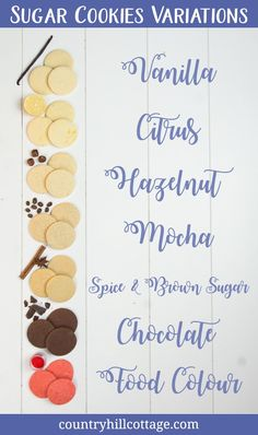 Cookies Recipe - Perfect for Cookie Decorating - Soft, light and sweetly vanilla – this is our go-to recipe for sugar cookies. These cookies taste -Sugar Cookies Recipe - Perfect for Cookie Decorating - Soft, light and sweetly vanilla – . Cookie Dough Vegan, Cut Out Cookie Recipe, Cookie Dough Recipes, Cookie Flavors, Cut Out Cookies, Best Sugar Cookie Recipe For Decorating, Roll Out Sugar Cookies, Cookie Decorating Icing, Cookie Ideas