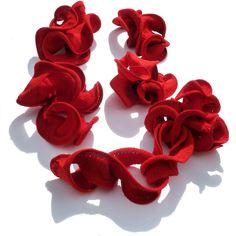 Daina Taimina- Fiber Sculptures - Crochet