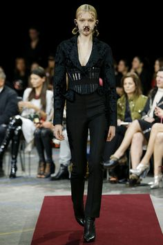 Givenchy READY-TO-WEAR FALL/WINTER 2015-2016