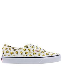 Limited edition and beyond adorable, these authentic trainers from the Vans x Peanuts collaboration certainly tick all the right boxes. Covered in a repeat pattern of Snoopy's best friend Woodstock, they certainly capture the vibrancy and spirit of the New York state music festival the little yellow character is named after. Official merchandise