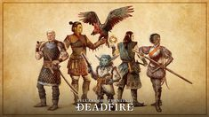 Pillars of Eternity II Deadfire เลอนวนวางจำหนายเปนพฤษภาคม 2018 Pillars Of Eternity, Gaming Wallpapers, Wallpaper Backgrounds, Thailand, World, Painting, Art, The World, Background Images