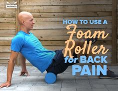 Treat yourself to a DIY massage to ease back pain.