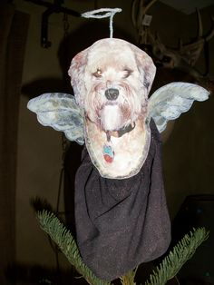 Lucy Angel Tree Topper