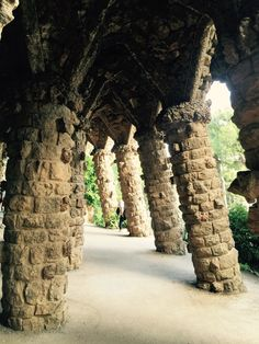 #Parc Guell