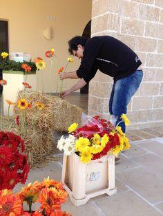 Le magnifiche creazioni floreali per l'occasione by Emmeplati!