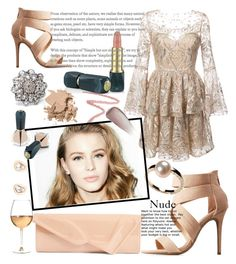 """Ain't it my fault 💓(zara larsson)"" by she-fashionlove ❤ liked on Polyvore featuring Notte by Marchesa, Anne Michelle, Oribe, Bobbi Brown Cosmetics, Eyeko, Christian Louboutin, Oscar de la Renta, Géraldine Valluet, Marc Blackwell and Dezso by Sara Beltrán"
