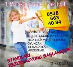 1.BURSA ÇOCUK FESTİVALİ