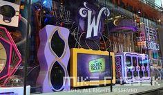 3D Golden Ticket Generator for Toys R US made w/Syyn Labs & Mike Russek www.mikerussek.com #art #3Dart