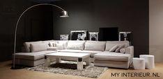 KEIJSER en CO stijl banken naar wens & maat gemaakt! - MY Interieur Sofa, Couch, Furniture, Home Decor, Lush, Settee, Settee, Decoration Home, Room Decor