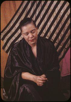 Billie Holiday by Carl Van Vechten (1949) - Veja também: http://semioticas1.blogspot.com.br/2012/08/biografia-de-uma-cancao.html