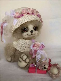 ♡ Christmas Gifts By Sadovskaya Tatiana - Bear Pile