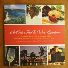 Get a unique and engaging introduction to recipes, food and dining on the largest of the U.S. Virgin Islands. $19.99
