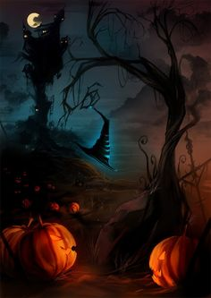 Happy_Halloween - beautiful-pictures Fan Art