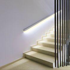 Unique Die LED Lichtleiste bietet eine vielseitige Beleuchtung in der Wohnung dar Das ist eine attraktive und praktische Beleuchtungsart welche berall in der