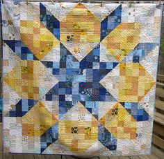 Scrappy Swoon Quilt