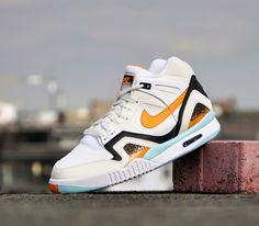 promo code 3ce46 554d5 Nike Air Tech Challenge II - Kumquat