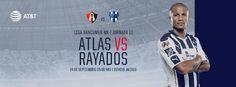 Jornada 11 de la LIGA Bancomer MX: Atlas FC vs. Club de Futbol Monterrey el 24 de septiembre a las 19:00hrs en el Estadio Jalisco. #VamosRayados  💪🏼