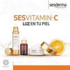 Adquiere los productos de SESVITAMIN-C el día de hoy. La mejor protección para tu piel.