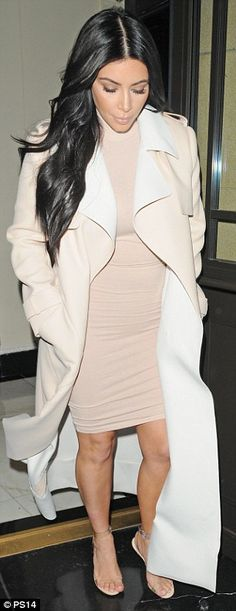 Incredible! The 34-year-old reality star is at least four months pregnant with her second ...