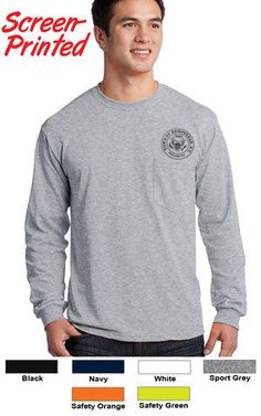 Gildan Activewear apparel comes with your Company or Event logo screen-printed on the front or have your corporate name or logo embroidered; Free Samples.