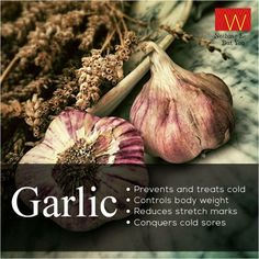 Let us love #Garlic from today :-)