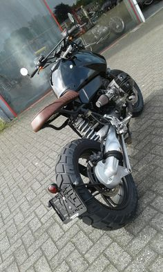 My sec. project BMW RS