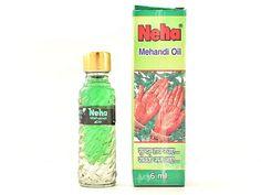 NEHA Mehandi Henna Oil Mehndi for Darkening Henna - Body Paint at Kit Tattoo 6ml…
