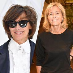 A 60 ans, en tant que femme, on est bien dans sa peau, épanouie. On a aussi envie d'un style, d'une coiffure et d'une coupe de cheveux qui nous ressemble... Inspirer, Voici, Mens Sunglasses, Style, Fashion, Hairstyle Images, Haircut Short, Balayage Short Hair, Swag