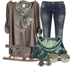 """""""Style the Shirt"""" by christa72 on Polyvore"""