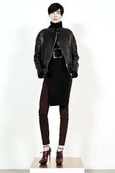J Brand Fall 2013 RTW Collection - Fashion on TheCut