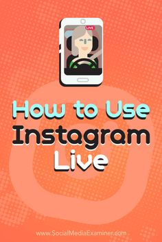 The latest update to the Instagram app includes Live video, a new feature that lets you connect with your Instagram audience in real time.