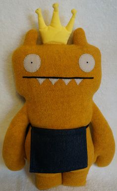 Uglydoll Handmade David Horvath and Sun Min - King Wage by jcwage, via Flickr