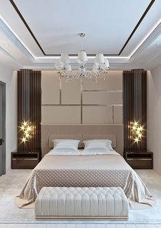 28 Luxury Bedding Ideas For Your Master Bedroom That Will Make You Comfortable 28 Luxury Bedding Ideas For Your Master Bedroom That Will Make You Comfortable Jettie Henness Bedroom Ideas 28 Luxury nbsp hellip master bedroom videos Luxury Bedroom Design, Master Bedroom Interior, Modern Master Bedroom, Bedroom Furniture Design, Master Bedroom Makeover, Master Bedroom Design, Contemporary Bedroom, Luxury Furniture, Bedroom Decor