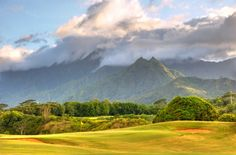 princeville kauai | Princeville Golf Course, Kauai
