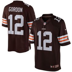 josh gordon jersey medium