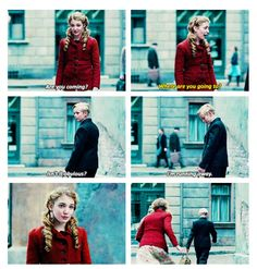 ❤️Liesel and Rudy❤️
