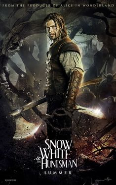 Movie Poster InspirationSnow White and the Huntsman