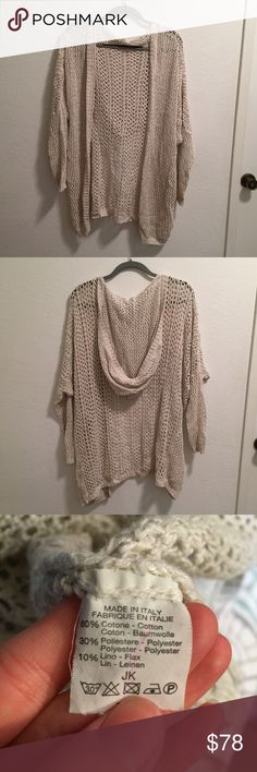 Brandy Melville Moselle cardigan Rare cardigan in amazing condition. No flaws. I believe this is the summer one Brandy Melville Sweaters Cardigans